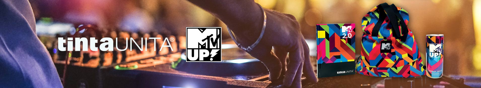 Agenda TintaUNITA - MTV up